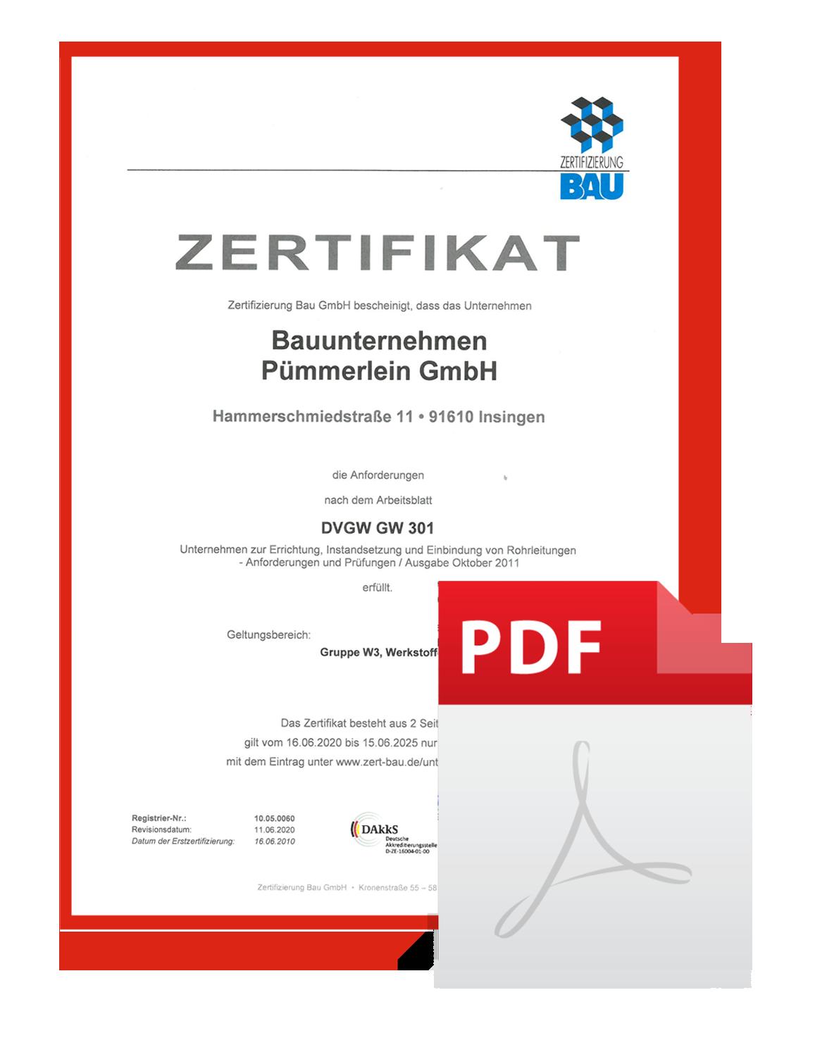 Qualifikation Pümmerlein